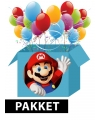 Super Mario kinderfeest pakket